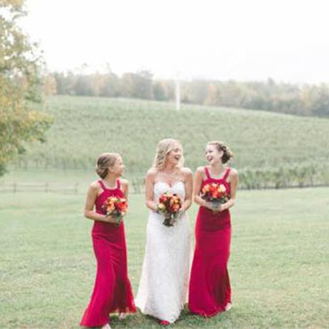 Round Peak Vineyards Weddings - Mount Airy, NC